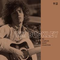 BUCKLEY TIM - COMPLETE ALBUM COLLECTION
