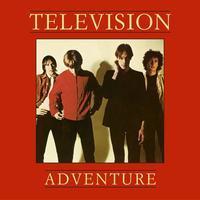 TELEVISION - ADVENTURE / RED VINYL