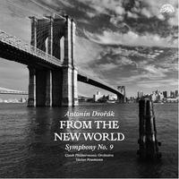 DVOŘÁK ANTONÍN / VÁCLAV NEUMANN / CZECH PHILHARMONIC ORCHESTRA - FROM THE NEW WORLD - SYMPHONY NO. 9
