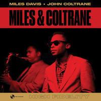 DAVIS MILES / JOHN COLTRANE - MILES & COLTRANE
