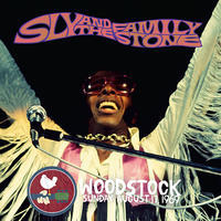 SLY & THE FAMILY STONE - WOODSTOCK SUNDAY AUGUST 17, 1969 / RSD