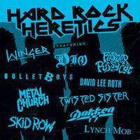 VARIOUS - HARD ROCK HERETICS