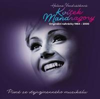 CD VONDRÁČKOVÁ HELENA - KVÍTEK MANDRAGORY
