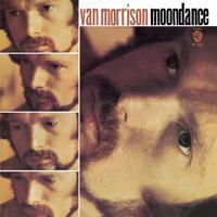 MORRISON VAN - MOONDANCE / ORANGE VINYL