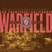 GRATEFUL DEAD - WARFIELD: SAN FRANCISCO, CALIFORNIA OSTOBER 9 & 10, 1980 / RSD
