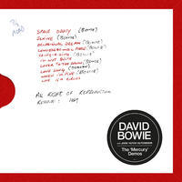 BOWIE DAVID - MERCURY DEMOS / BOX