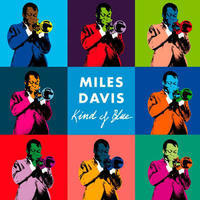 DAVIS MILES - KIND OF BLUE / PAN AM RECORDS