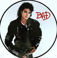 JACKSON MICHAEL - BAD / PICTURE DISC