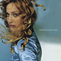 MADONNA - RAY OF LIGHT / CLEAR VINYL / RSD