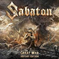 SABATON - GREAT WAR / HISTORY EDITION