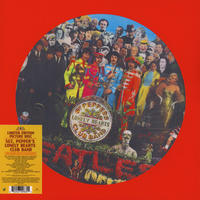 BEATLES - SGT. PEPPER'S LONELY HEARTS CLUB BAND / PICTURE DISC