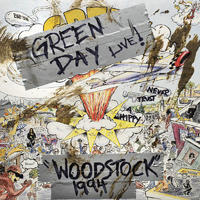 GREEN DAY - WOODSTOCK 1994 / RSD