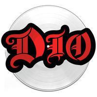 DIO - RSD - HOLY DIVER / ELECTRA (DIE CUT LOGO)