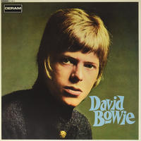 BOWIE DAVID - DAVID BOWIE / COLORED VINYL / RSD