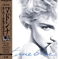 MADONNA - TRUE BLUE: SUPER CLUB MIX / RSD