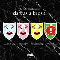 ART OF NOISE - DAFT AS A BRUSH! / RSD