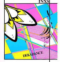 INXS - DEKADENCE / RED VINYL