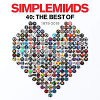 SIMPLE MINDS - 40: THE BEST OF SIMPLE MONDS 1979-2019