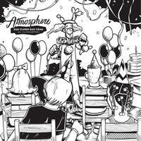 ATMOSPHERE - SAD CLOWN BAD YEAR (9 - 12 COLLECTION)