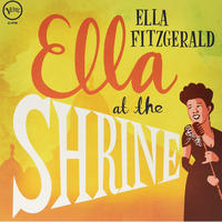 FITZGERALD ELLA - ELLA AT THE SHRINE