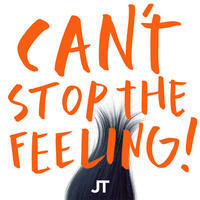 TIMBERLAKE JUSTIN - CAN'T STOP THE FEELING!