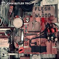 BUTLER JOHN TRIO - FLESH & BLOOD
