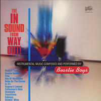 BEASTIE BOYS - IN SOUND FROM WAY OUT!