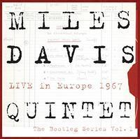 DAVIS MILES - BOOTLEG SERIES VOL 1: LIVE IN EUROPE 1967