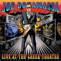 BONAMASSA JOE - LIVE AT THE GREEK THEATRE