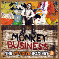 "MONKEY BUSINESS THE 7"" VINYL BOX SET"