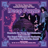 DEEP PURPLE - ROYALL ALBERT HALL CONCERTO FOR GOUP AND ORCHESTRA 3LP