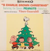 GUARALDI VINCE - A CHARLIE BROWN CHRISTMAS