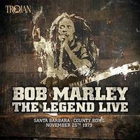 MARLEY BOB - LEGEND LIVE