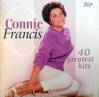 FRANCIS CONNIE - 40 GREATEST HITS