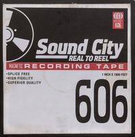OST/ DAVE GROHL FRIENDS! - SOUND CITY-REAL TO REEL/VINYL