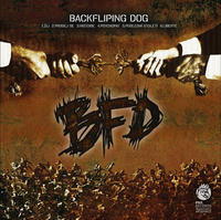 BLACKFLIPING DOG / THE BREED - BLACKFLIPING DOG / THE BREED