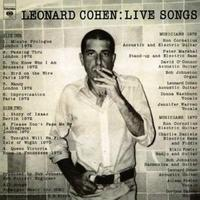 COHEN LEONARD - LIVE SONGS