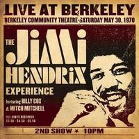 HENDRIX JIMI - LIVE AT BERKELEY