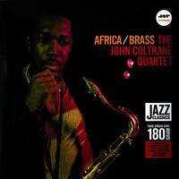 COLTRANE JOHN QUARTET - AFRICA / BRASS
