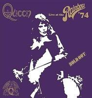 QUEEN - LIVE AT THE  RAINBOW  '74  2LP