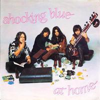 SHOCKING BLUE - AT HOME +4 / VINYL