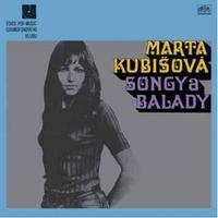 KUBIŠOVÁ MARTA - SONGY A BALADY