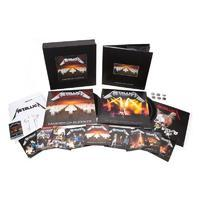 METALLICA - MASTER OF PUPPETS / DELUXE EDITION BOX