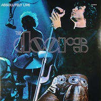 DOORS - ABSOLUTELY LIVE / COLORED VINYL / RSD