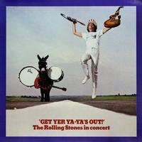 ROLLING STONES - GET YER YA-YA'S OUT!