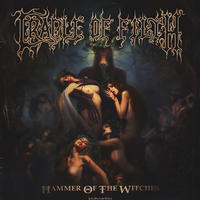 HAMMER OF THE CRADLE OF FILTH - WITCHES / PICTURE DISC