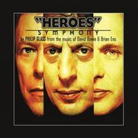 GLASS PHILIP - HEROES SYMPHONY (FROM THE MUSIC OF DAVID BOWIE & BRIAN ENO)
