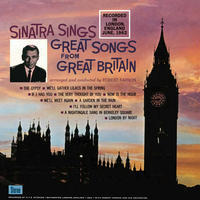 SINATRA FRANK - GREAT SONGS FROM GREAT BRITAIN