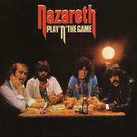 NAZARETH - PLAY'N' THE GAME / CREAM VINYL