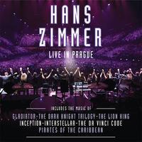ZIMMER HANS - LIVE IN PRAGUE
